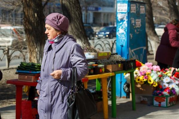 Цены у пенсионеров приемлемые, а продукты – свежие и вкусные