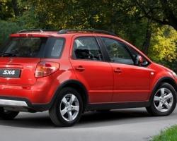 Выгода до 60 000 рублей на компактный кроссовер Suzuki SX4
