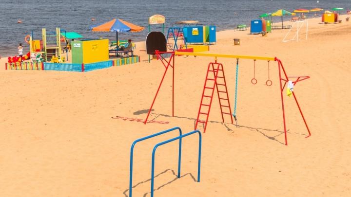 К лету в Самаре обустроят восемь пляжей