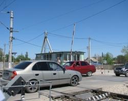 На трассе Волгоград–Ростов закрывается на ремонт железнодорожный переезд
