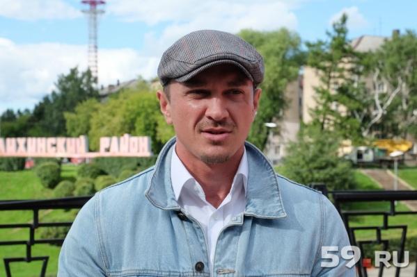 Роман Четин журналистикой занимается дольше, чем спортом