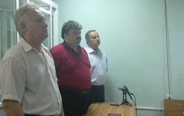 Экс-мэра Таганрога Прасолова вновь этапировали в Кирово-Чепецк