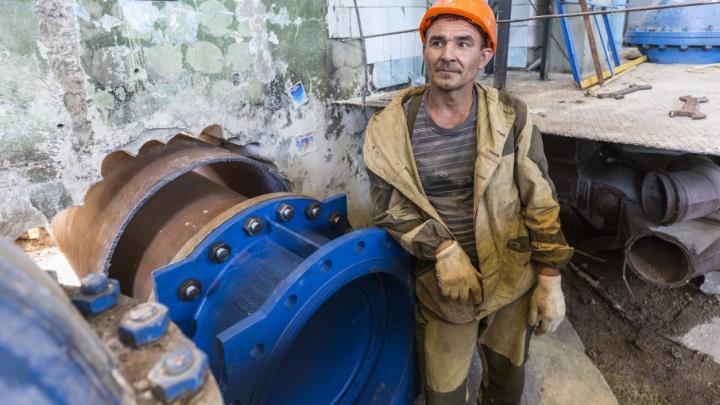 Водопроводчики Волгограда построили себе один из крупнейших учебных полигонов России