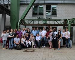 Транспортные проблемы больших городов студенты РГСУ обсудили в Германии