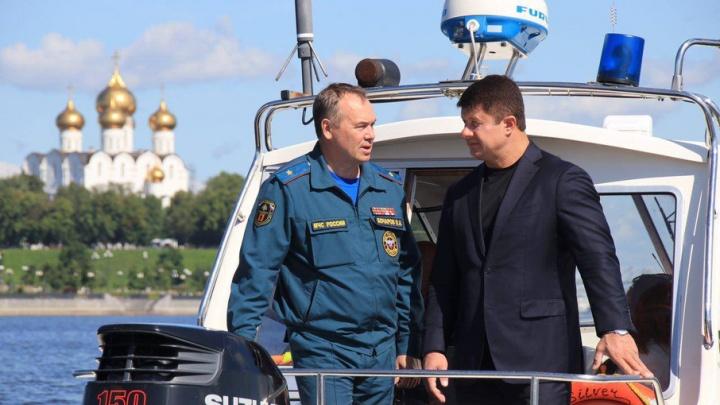 Перед купальным сезоном мэр проверил пляжи Ярославля: видео
