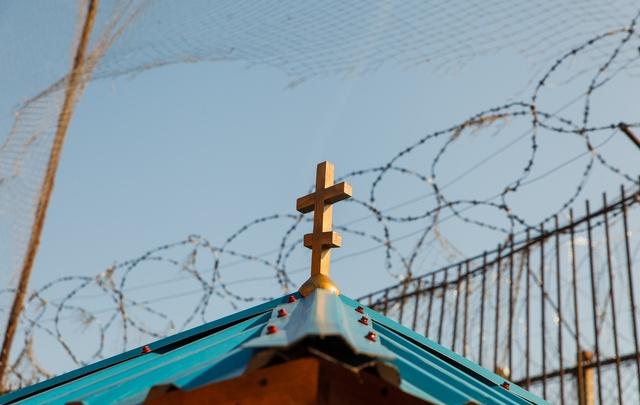 Тобольский и Тюменский митрополит освятил часовню в ЛИУ №19
