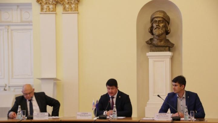 Депутаты-единороссы выбрали лидера своей фракции в муниципалитете Ярославля