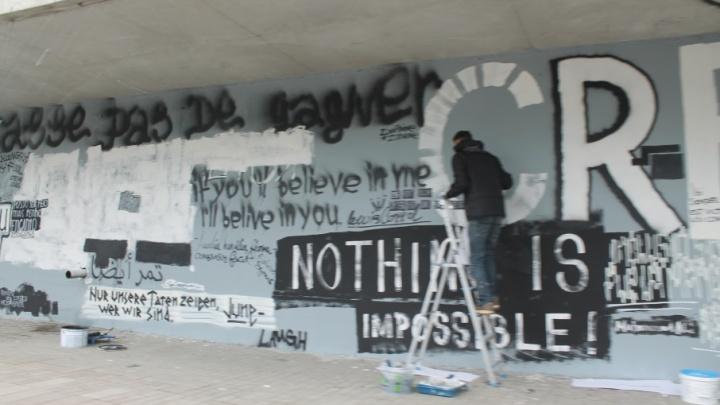 На улице Максима Горького в Самаре откроют «стену чемпионов»