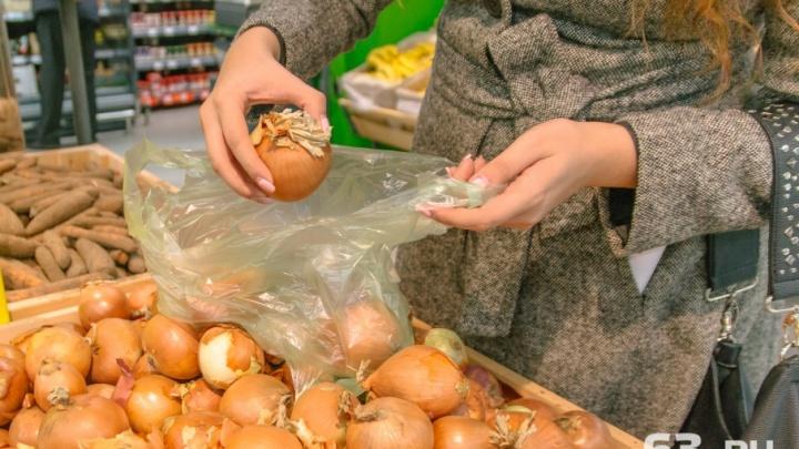 В Самарской области подорожали овощи, но снизились цены на мясо