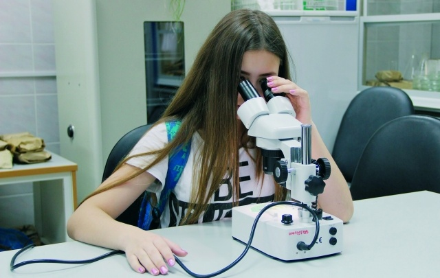 Институт биологии ТюмГУ приглашает на День открытых дверей