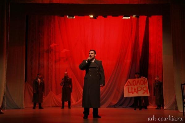 Волонтеры движения «Благо» покажут спектакль