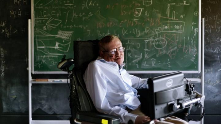 «Конец вселенной»: на 77-м году жизни скончался английский физик Стивен Хокинг