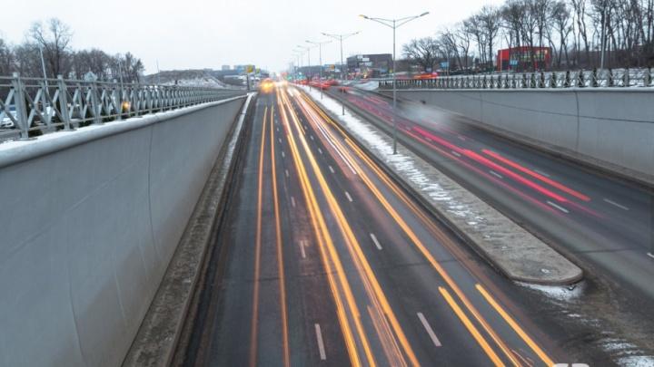 На проспекте Кирова  перекроют движение перед въездом в тоннель
