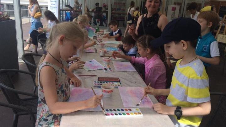 В Перми дети, победившие рак, отправятся в арт-экспедицию