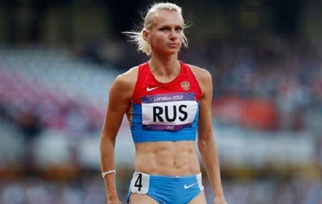 У донской бегуньи Юлии Гущиной отобрали олимпийскую медаль из-за допинг-скандала