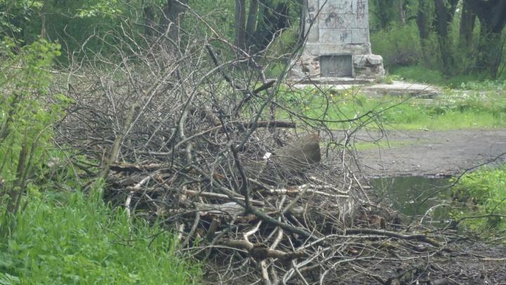 Добро на самовывозе: защитники парка «Бакарица» не могут вывезти мусор после общегородских субботников