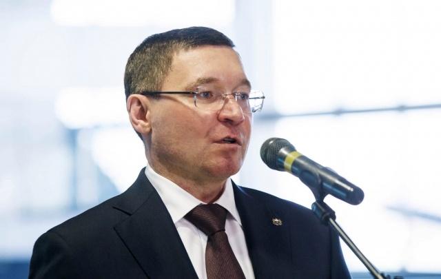 Владимир Якушев записал видеопоздравление для тюменок с 8 Марта