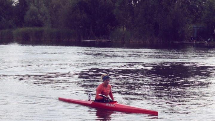 Байдарочница из Архангельска Маргарита Елфимова взяла серебро всероссийских соревнований