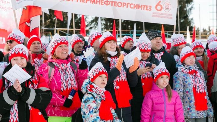 Совместили приятное с полезным: «ЛУКОЙЛ» устроил для сотрудников настоящий спортивный праздник