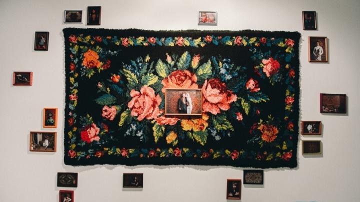 Картина с шампунем, фрукты из колготок, селфи-ковёр: что ещё есть в новом музейном комплексе Тюмени