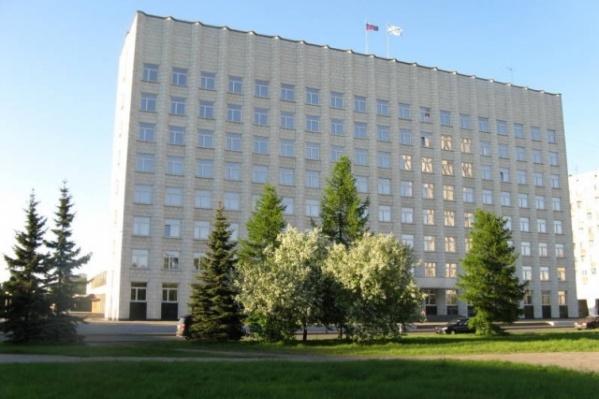 Здание Архангельского областного Собрания депутатов