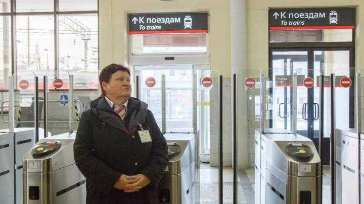 Волгоградцев поверг в шок поезд повышенной комфортности