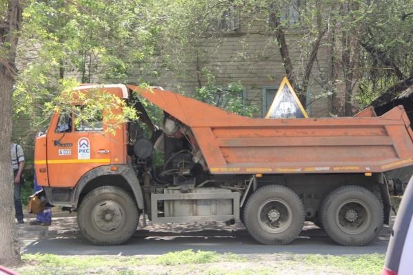 «Черная метка» путешествовала в кузове грузового автомобиля