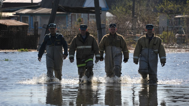 Паводок в Тюменской области: хроника (новость постоянно дополняется)