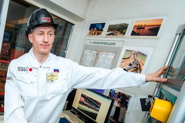 «Белый металлург» Николай Жижин предпочитает чистый бег – без музыки, очков и кепки