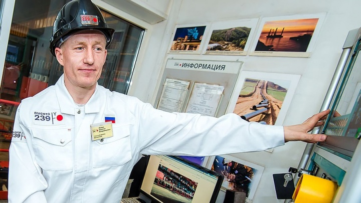 Челябинский фрезеровщик выиграл 30-километровый марафон со сломанной рукой