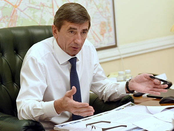 Сергей Харлашкин, фото - Владимир Кузнецов