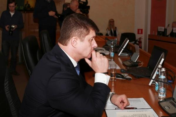 Владимир Слепцов оказался лишь в третьей группе рейтинга мэров