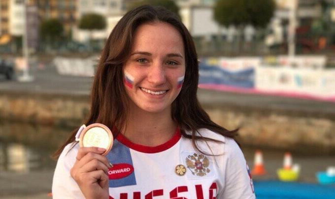 Ростовчанка завоевала золото чемпионата мира по современному пятиборью