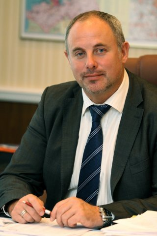 Соболенко Александр - глава администрации Всеволожского района ЛО