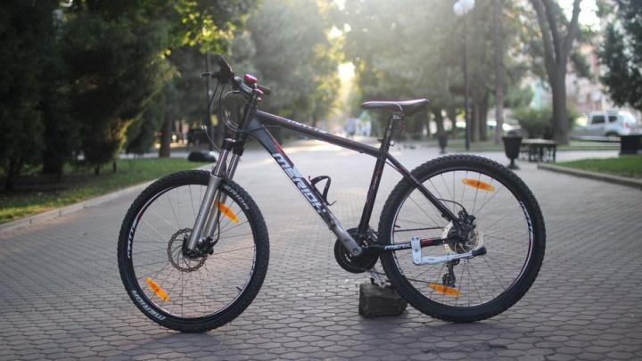 В Ростове разыскивают похитителей велосипедов