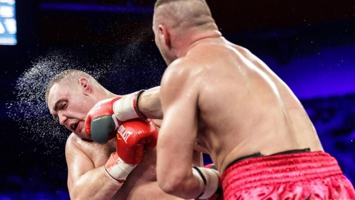 Волгоградский боксер-супертяжеловес «заморил» спортсмена из Луганска