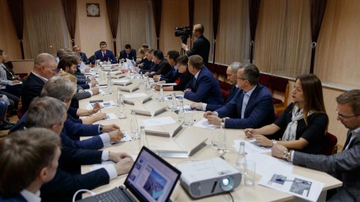 Губернатор Максим Решетников и компания ПЗСП обсудили развитие застроенных территорий Прикамья