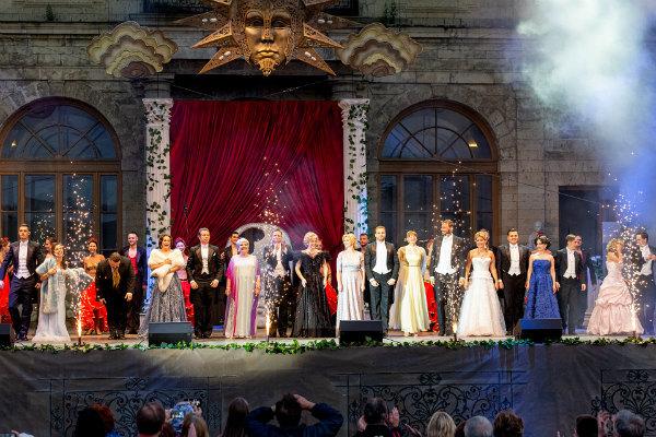 пресс-служба Санкт-Петербургcкого государственного театра музыкальной комедии