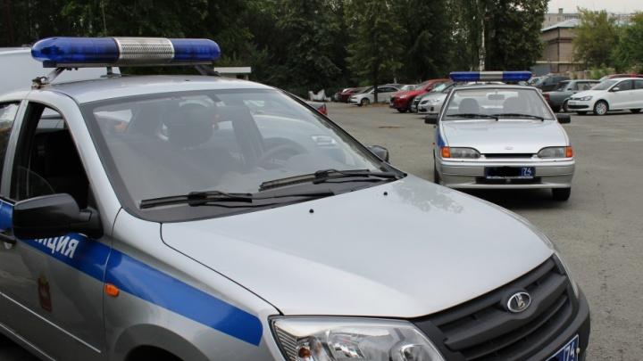 Под Челябинском водитель иномарки насмерть сбил молодого мигранта