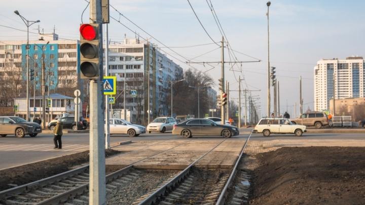 В Самаре до мая частично перекроют улицу Ташкентскую