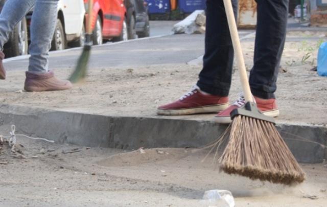 Самарец отработает долг перед сыном в размере 264 тысячи рублей на уборке улиц