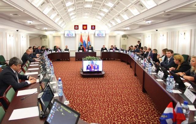 Самара получит почти 44 миллиона рублей на благоустройство города и ремонт дорог