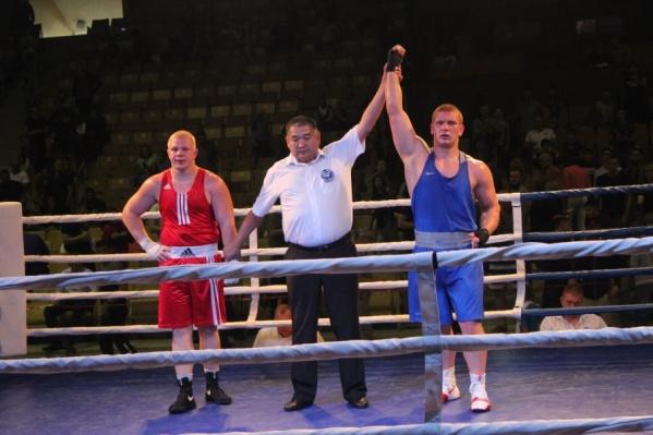 Волгоградцы завершили турнир самым ярким поединком
