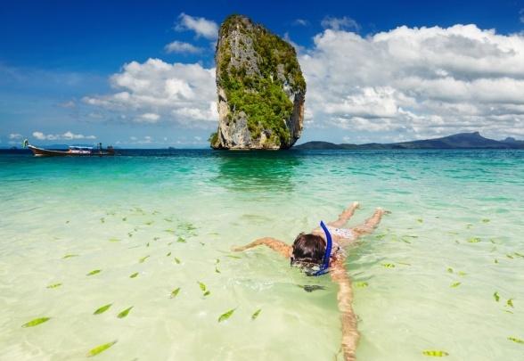 На школьные каникулы – в Таиланд всей семьей