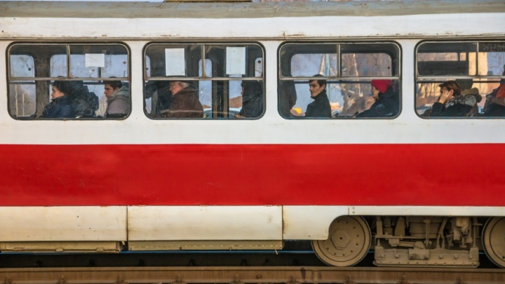 В Самаре к дачным перевозкам подключили трамваи
