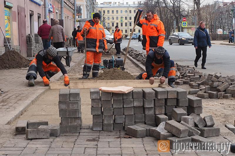 Садовая ул. и пл. Тургенева