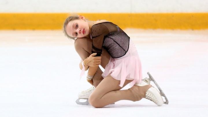 Фигуристка из Ростова стала серебряным призером шоу «Ледниковый период. Дети»
