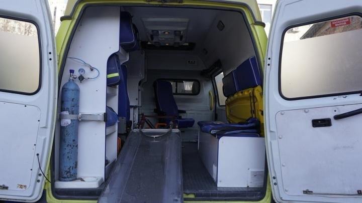 ЧП на стройплощадке в Тюмени: мужчина сорвался с высоты 13-го этажа