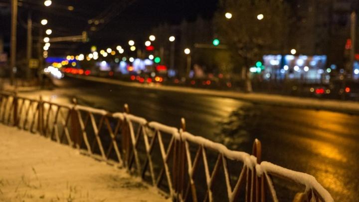 Трое ярославцев увезли в тележке чугунный забор