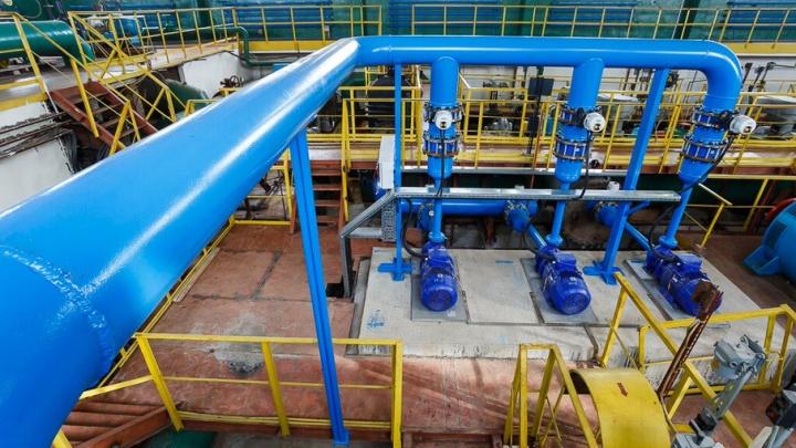 Дзержинский район с завтрашнего дня на три недели останется без горячей воды